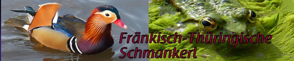 Sigrid Arneth Fränkisch- Thüringische Schmankerl Banner
